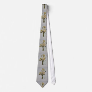 St David's Day Greetings Tie