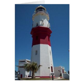 St. David's Lighthouse Card