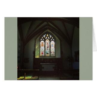 St David's Window Card