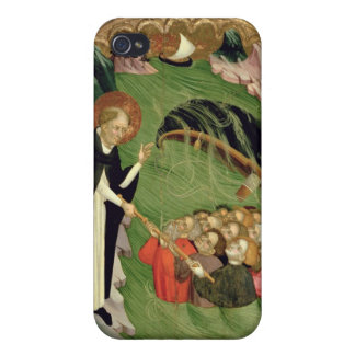 St. Dominic Rescuing Shipwrecked iPhone 4 Cases