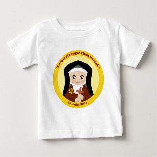St. Edith Stein Baby T-Shirt