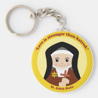 St. Edith Stein Keychain