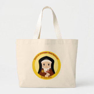 St. Edith Stein Large Tote Bag