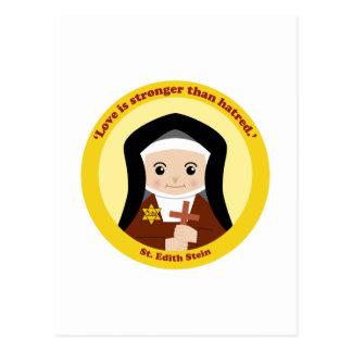 St. Edith Stein Postcard