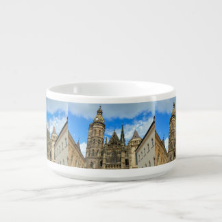 St. Elisabeth Cathedral in Kosice, Slovakia Bowl