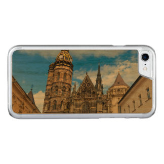 St. Elisabeth Cathedral in Kosice, Slovakia Carved iPhone 8/7 Case