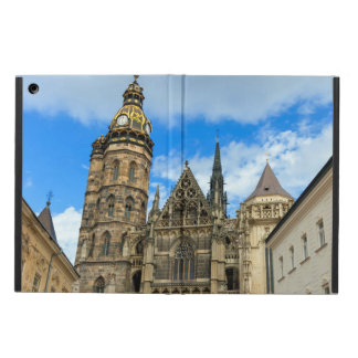 St. Elisabeth Cathedral in Kosice, Slovakia Case For iPad Air