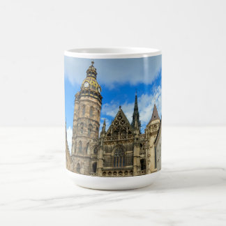 St. Elisabeth Cathedral in Kosice, Slovakia Coffee Mug