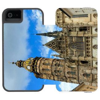 St. Elisabeth Cathedral in Kosice, Slovakia Incipio Watson™ iPhone 5 Wallet Case