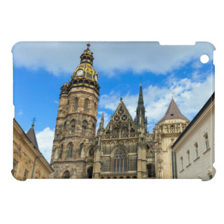 St. Elisabeth Cathedral in Kosice, Slovakia iPad Mini Cover