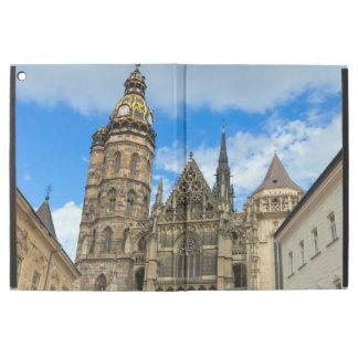 "St. Elisabeth Cathedral in Kosice, Slovakia iPad Pro 12.9"" Case"