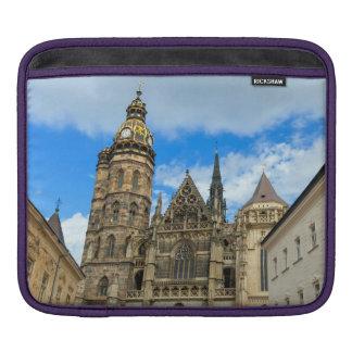 St. Elisabeth Cathedral in Kosice, Slovakia iPad Sleeve