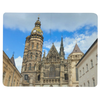 St. Elisabeth Cathedral in Kosice, Slovakia Journal