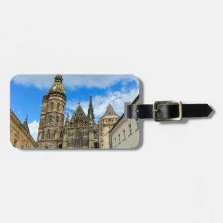 St. Elisabeth Cathedral in Kosice, Slovakia Luggage Tag