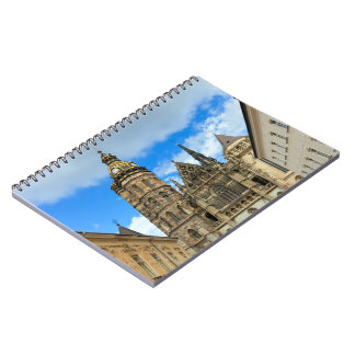 St. Elisabeth Cathedral in Kosice, Slovakia Notebooks