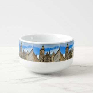 St. Elisabeth Cathedral in Kosice, Slovakia Soup Mug