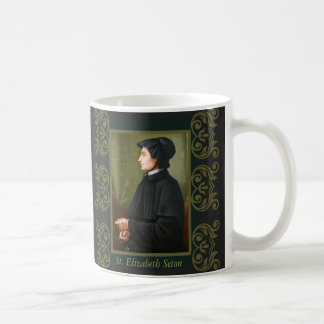 St. Elizabeth Ann Seton Sister Rosary Charity Coffee Mug