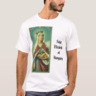 st elizabeth of hungary, SaintElizabethofHungary T-Shirt