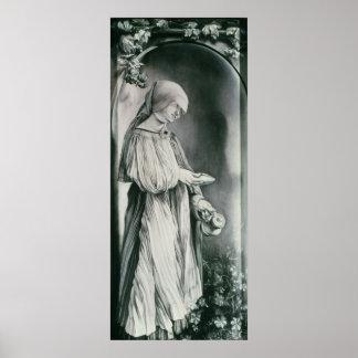 St. Elizabeth Poster