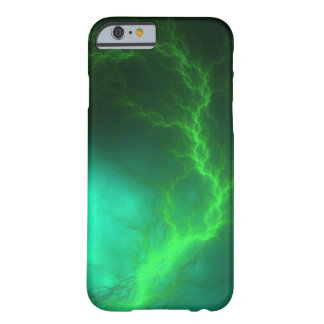 St. Elmo's Fire Fractal Abstract Barely There iPhone 6 Case