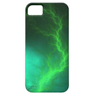 St. Elmo's Fire Fractal Abstract iPhone 5 Cases
