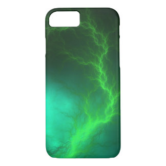 St. Elmo's Fire Fractal Abstract iPhone 7 Case
