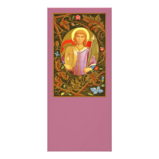 St. Florian of Lorch (PM 03) Custom Blank Personalized Rack Card