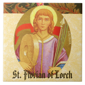 St. Florian of Lorch (PM 03) Tile