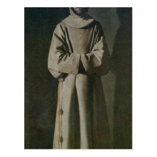 St. Francis  1645-64 Postcard