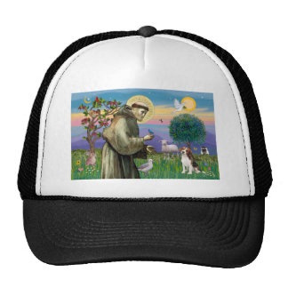 St Francis - Beagle 1 Trucker Hat
