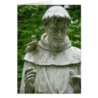 St Francis Card