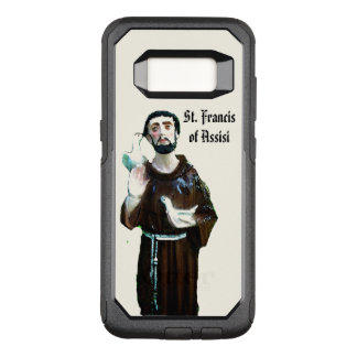St. Francis Catholic OtterBox Galaxy S8 Case