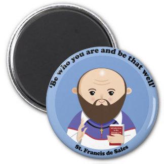 St. Francis de Sales Magnet