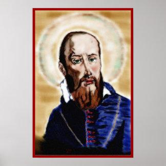 St. Francis de Sales Poster