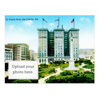 St. Francis Hotel 2 Postcard