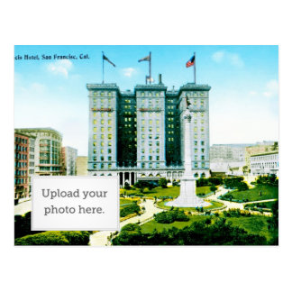 St. Francis Hotel 2 Postcards