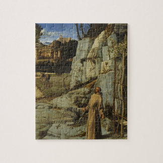 St Francis in the Desert Jigsaw Puzzle
