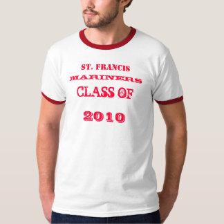St. Francis Mariners 2010 T-Shirt