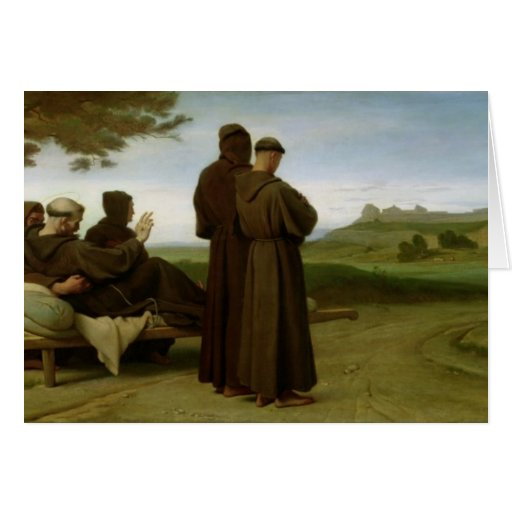 St. Francis of Assisi Cards