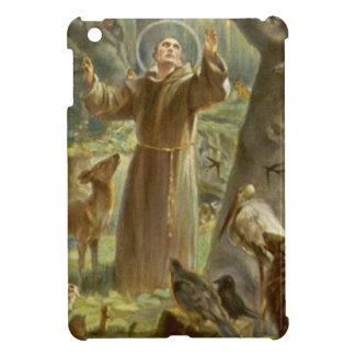 St. Francis of Assisi Preaching to the Animals iPad Mini Cases