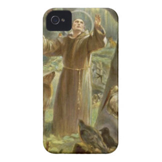 St. Francis of Assisi Preaching to the Animals iPhone 4 Covers