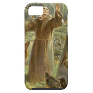 St. Francis of Assisi Preaching to the Animals iPhone 5 Covers