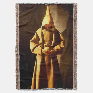St Francis of Assisi - San Francisco de Asis 03 Throw Blanket