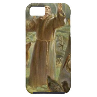 St. Francis of Assisi Surrounded by Animals Case For The iPhone 5