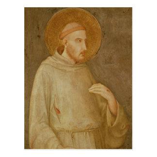 St. Francis Postcard