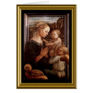 St. Francis Prayer - Christmas Greeting Card