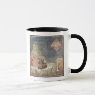 St. Francis Receiving the Stigmata, 1297-99 Mug