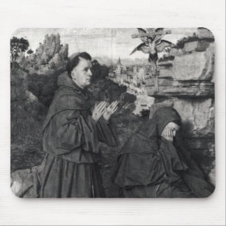 St. Francis Receiving the Stigmata, c.1427 Mouse Pad