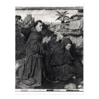 St. Francis Receiving the Stigmata, c.1427 Postcard
