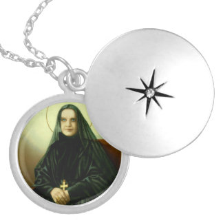 St. Francis Xavier Cabrini Pendant